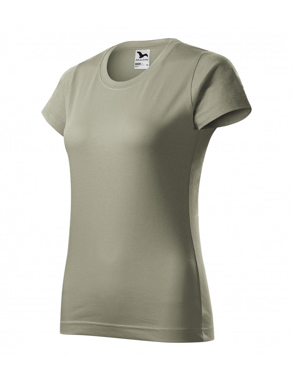 Adler MALFINI Koszulka damska Basic 134 jasny khaki