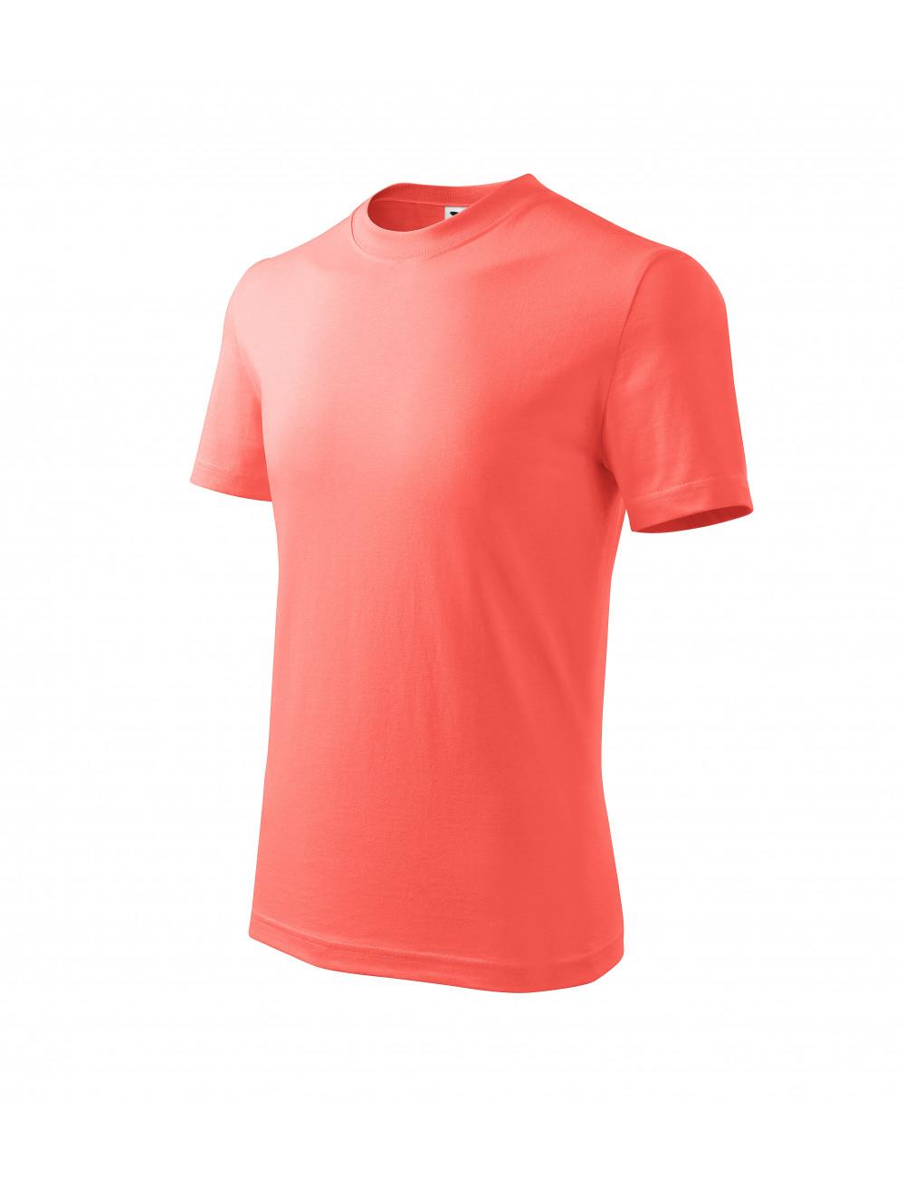 Adler MALFINI Koszulka dziecięca Basic 138 coral