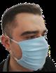 Maseczka maska Bawełniana na usta i nos typu Streetwear mięta