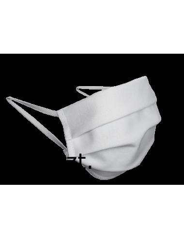 Maseczka maska Bawełniana  biała miejsce na FILTR 10szt