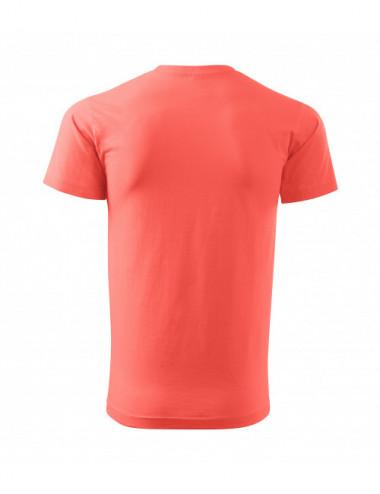 2Adler MALFINI Koszulka męska Basic 129 coral