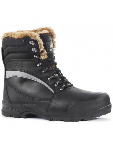 Obuwie do mroźni lub chłodni Rockfall Alaska Coldstore Goldfreeze. Ochrona do –40°C.
