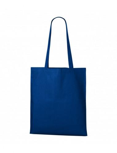2Adler MALFINI Torba na zakupy unisex Shopper 921 chabrowy