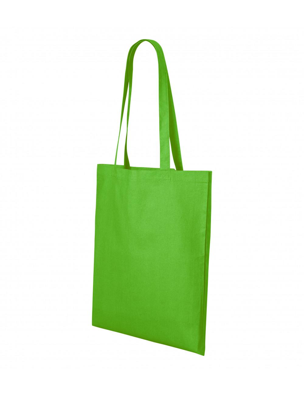 Adler MALFINI Torba na zakupy unisex Shopper 921 green apple