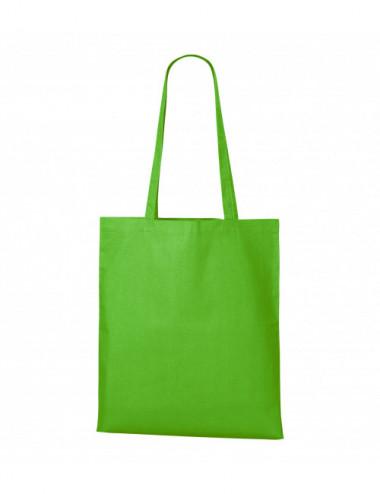 2Adler MALFINI Torba na zakupy unisex Shopper 921 green apple