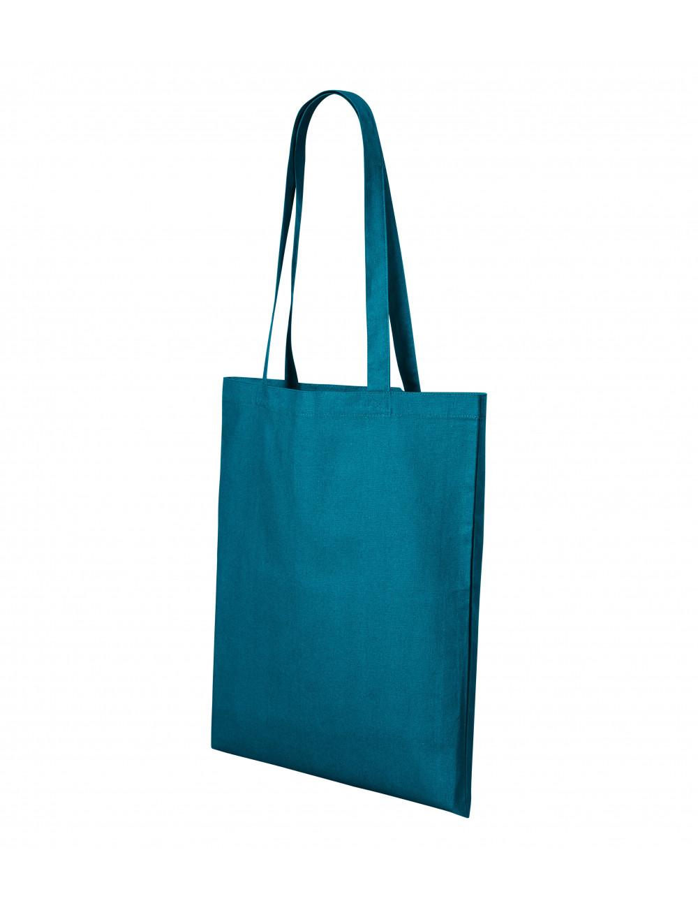 Adler MALFINI Torba na zakupy unisex Shopper 921 petrol blue