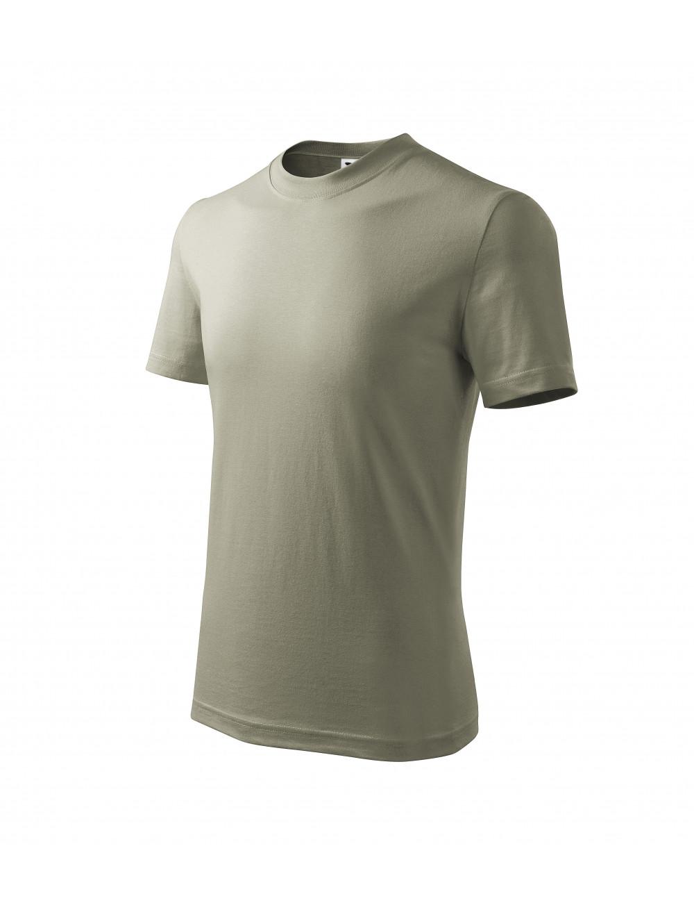 Adler MALFINI Koszulka dziecięca Basic 138 jasny khaki