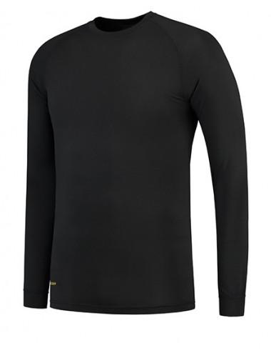 Adler TRICORP Koszulka unisex Thermal Shirt T02 czarny