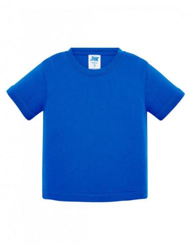 JHK Koszulka dziecięca TSRB 150 BABY Royal Niebieski