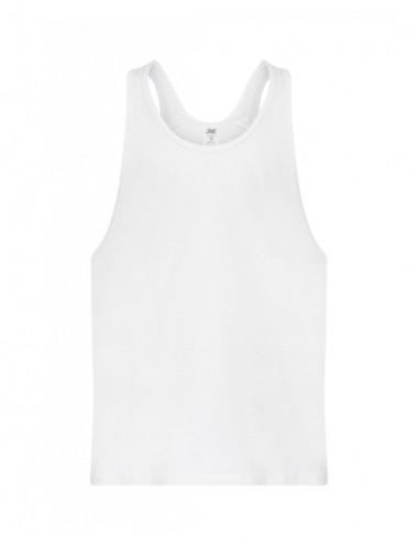JHK Koszulka męska TSUA LBCH URBAN BEACH UNISEX WH White