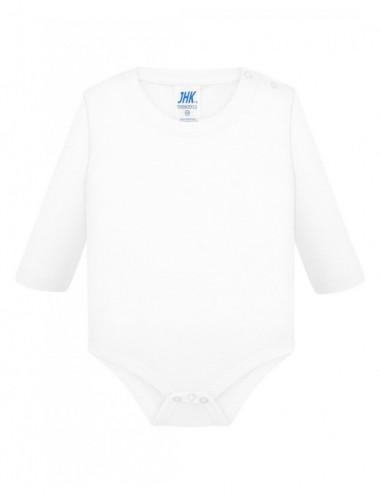 JHK Koszulka dziecięca TSRB BABY BODY LS WH White
