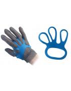 Rękawice metalowe antyprzecięciowe